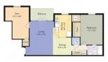 Property Richmond, Rent a flat (ASDB-T43251)