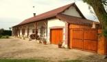 Property Saône et Loire (71), à vendre LOUHANS maison P5 de 190 m² - Terrain de 6800 m² - plain pied (KDJH-T181871)
