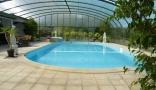 Property Ensemble de deux maisons avec piscine couverte (YYWE-T24919)