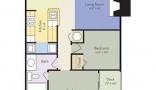 Property Woodbridge, Rent an apartment to rent (ASDB-T43140)