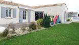 Property Charente Maritime (17), à vendre ANDILLY maison P4 de 108 m² - Terrain de 812 m² - plain pied (KDJH-T218446)