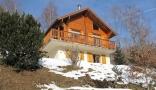 Property VENTRON (Hautes-Vosges)-CHALET de 90m2 vendu meublé et équipé