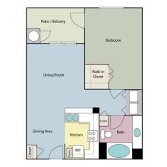 Property Rent an apartment to rent in Santa Clara, California (ASDB-T41650)