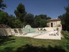 Property Dpt Bouches du Rhône (13), à vendre MIMET maison P6 de 180 m² - Terrain de 4000 m² - (KDJH-T226685)
