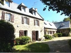 Property Dpt Côtes d'Armor (22), à vendre TREBEURDEN maison P11 de 300 m² - Terrain de 3040 m² (KDJH-T150161)