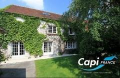 Property Dpt Seine et Marne (77), à vendre BOUTIGNY maison P6 de 165 m² - Terrain de 535 m² - (KDJH-T186783)