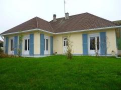 Property Dpt Seine et Marne (77), à vendre BRIE COMTE ROBERT maison P5 de 130 m² - Terrain de 997 m² - (KDJH-T213744)
