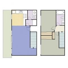 Property Rent a flat in La Mirada, California (ASDB-T41406)