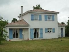 Property Dpt Gironde (33), BONZAC proche LIBOURNE maison P5 de 154 m² - Terrain de 1270 m² - (KDJH-T92455)