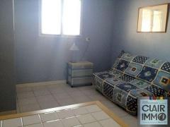 Property A LOUER APPARTEMENT STUDIO A FOS SUR MER (PUQB-T37025)