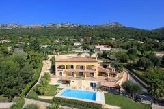 Property Dpt Alpes Maritimes (06), à vendre VENCE maison P8 de 444.9 m² - Terrain de 4000 m² - (KDJH-T148062)