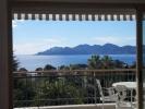 Property Cannes, Bas Croix des gardes, 3 pièces vue mer avec terrasse (NGVF-T419)